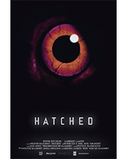 Hatched Short, Horror, Sci-Fi, Netherlands, 2016