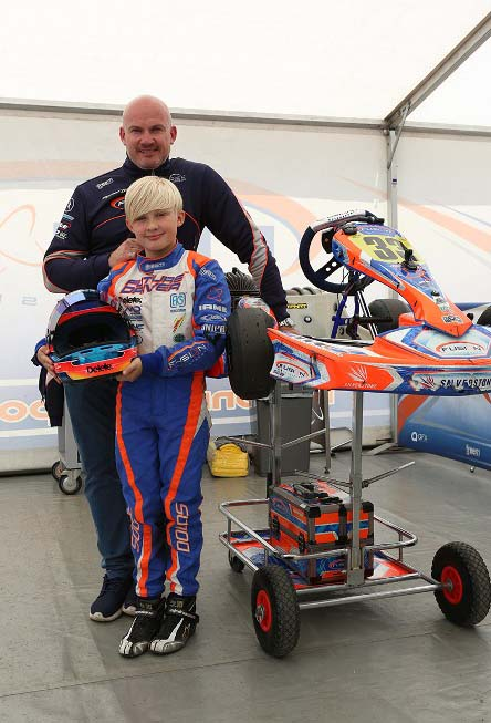 whizz kids- on the fast track to f1